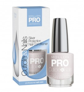 Silver Protection Nail Conditioner - Mollon PRO