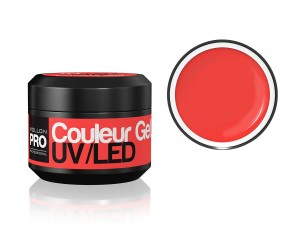 COULEUR GEL 04 LIGHT CORAL - Żel kolorowy Mollon PRO