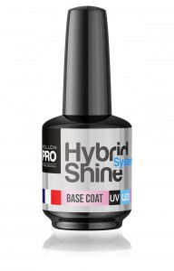 Baza do lakierów hybrydowych Hybrid Shine System - Base Coat UV/LED 8ml