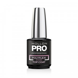 PolyFlexi System Top Coat 12ml - Mollon PRO
