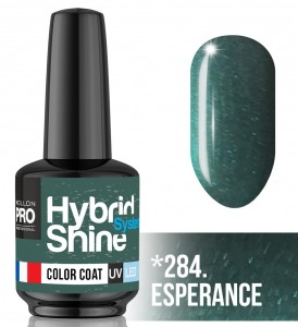 Lakier hybrydowy Hybrid Shine System - Color UV/LED - 284.  ESPERANCE