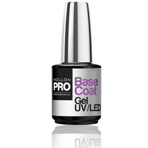 BASE COAT UV/LED - ŻEL UV/LED PODKŁADOWY - Mollon PRO