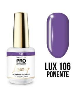 106. PONENTE GEL POLISH COLOR COAT - HYBRYDA ŻELOWA UV/LED Mollon PRO 8ml