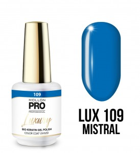 109. MISTRAL GEL POLISH COLOR COAT - HYBRYDA ŻELOWA UV/LED Mollon PRO 8ml