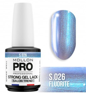 Strong Gel Lack Color Coat - S.026 - Mollon PRO