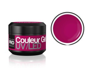 COULEUR GEL 11 BERRY PINK - Żel kolorowy Mollon PRO