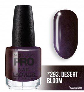 Hardening Nail Lacquer Mollon PRO nr 293 Desert bloom