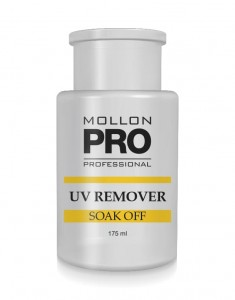 SOAK OFF REMOVER 175 ml - Mollon PRO