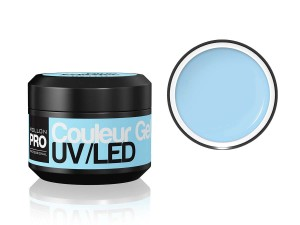 COULEUR GEL 05 POWDER BLUE - Żel kolorowy Mollon PRO