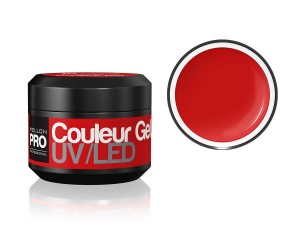 COULEUR GEL 10 ROYAL RED - Żel kolorowy Mollon PRO