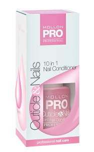 Odżywka do paznokci 10 w 1 - Mollon PRO 10 in 1 NAIL CONDITIONER