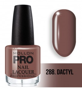 Hardening Nail Lacquer Mollon PRO nr 288