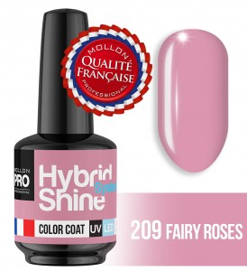 Hybrid Shine System - Color UV/LED - 2/209 FAIRY ROSES 8 ml