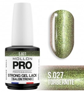 Strong Gel Lack Color Coat - S.027 - Mollon PRO