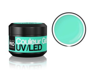 COULEUR GEL 06 LIGHT CYAN - Żel kolorowy Mollon PRO