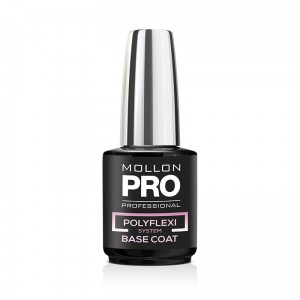 PolyFlexi System Base Coat 12ml - Mollon PRO