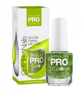 Kiwi Nail Peeling with 4 Oils - Mollon PRO