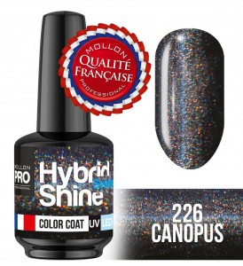 Lakier hybrydowy Hybrid Shine System - Color UV/LED - 226 Canopus