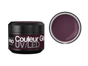 COULEUR GEL 17 PURPLE ORCHID - Żel kolorowy Mollon PRO