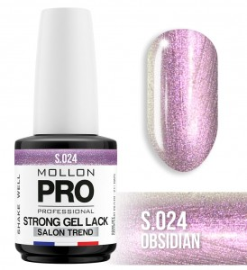 Strong Gel Lack Color Coat - S.024 - Mollon PRO