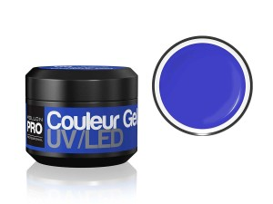 COULEUR GEL 08 JUICY BLUE - Żel kolorowy Mollon PRO
