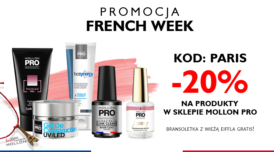 FRENCH WEEK w Mollon PRO