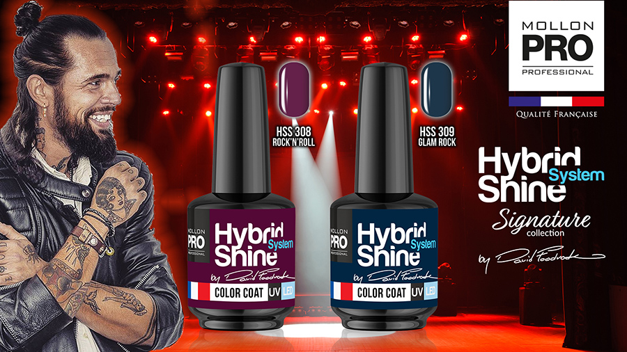 HYBRID SHINE SYSTEM NEW COLLECTION: Signature by Dawid Foodrock